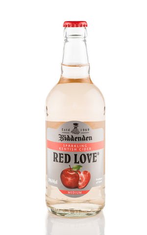 12 x 500ml Red Love® Sparkling Cider
