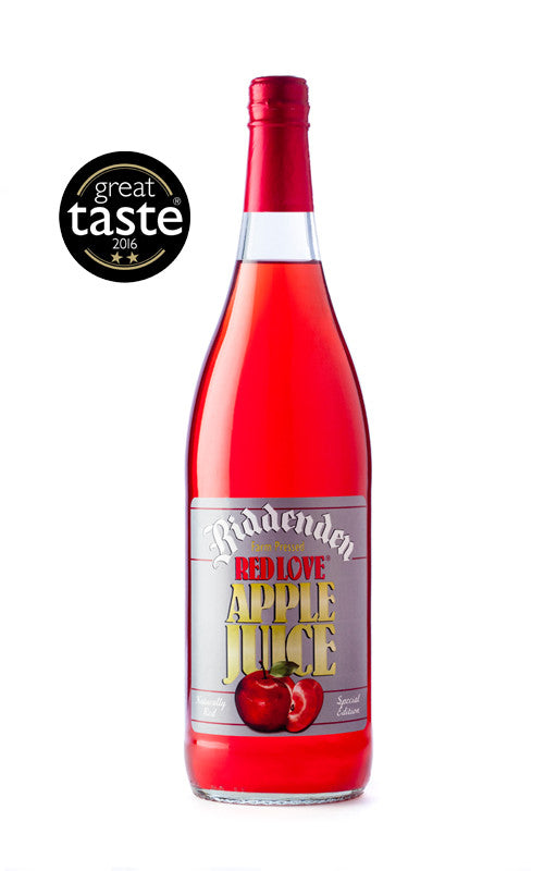 Red Love® Apple Juice