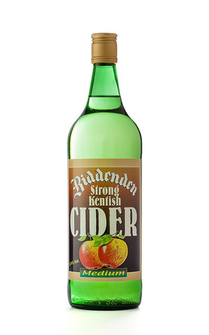 Biddenden Strong Kentish Cider (Medium)