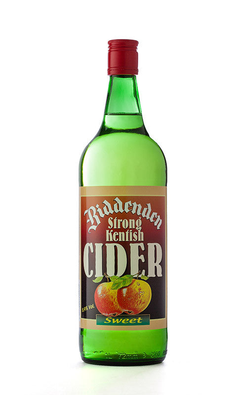 biddenden strong kentish cider sweet