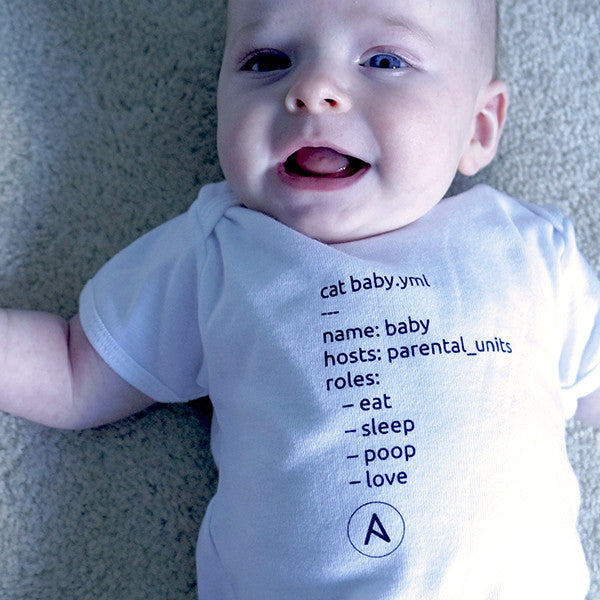 Baby Playbook Onesie