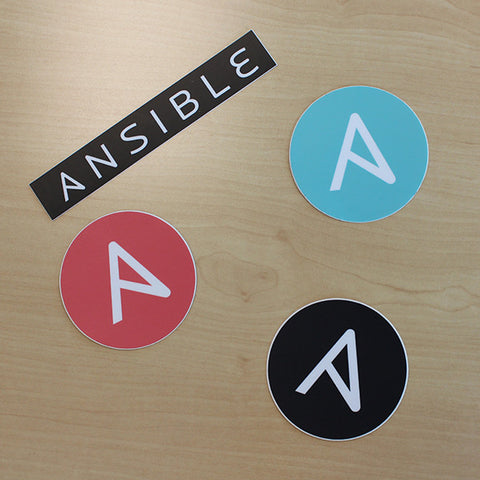 Ansible Stickers