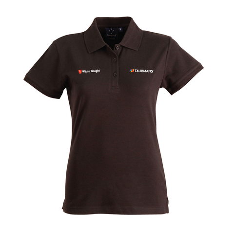 S2004 LADIES Taubmans Cotton Polo