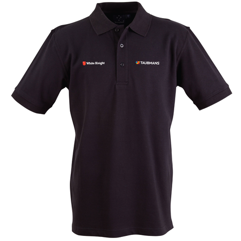 S2003 MENS Taubmans Cotton Polo