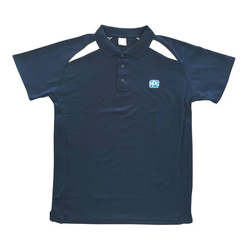 S2437 UNISEX Cotton Backed Polo