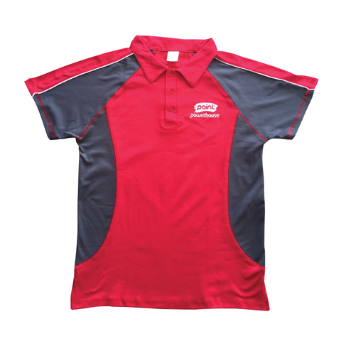S2800 UNISEX PPH Cotton Backed Polo