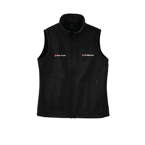 S2008 LADIES Taubmans Softshell Vest