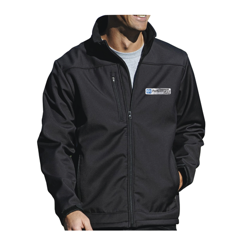 V2607 CPC MENS Softshell Jacket