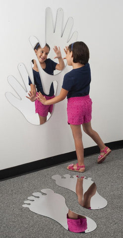 Big Hands Mirror Set
