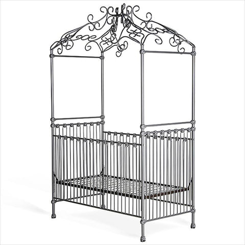 Chandelier Canopy Crib