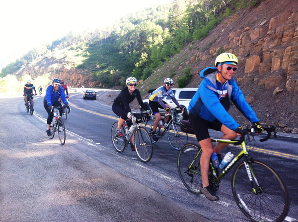 Jackson's Honest sponsoring Ride The Rockies cycling tour in Colorado