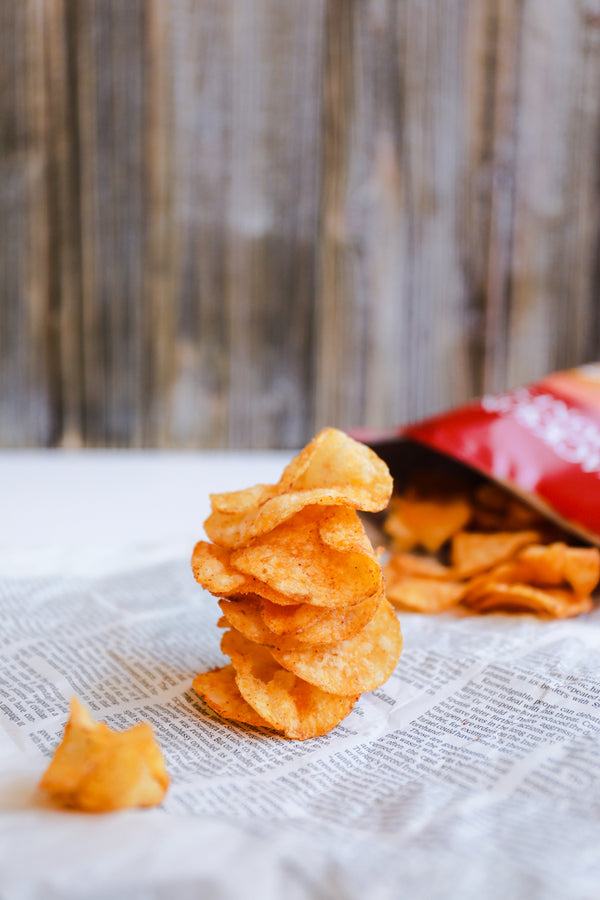 Tangy Barbeque Potato Chips