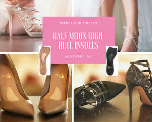 How to be Comfortable in High Heels