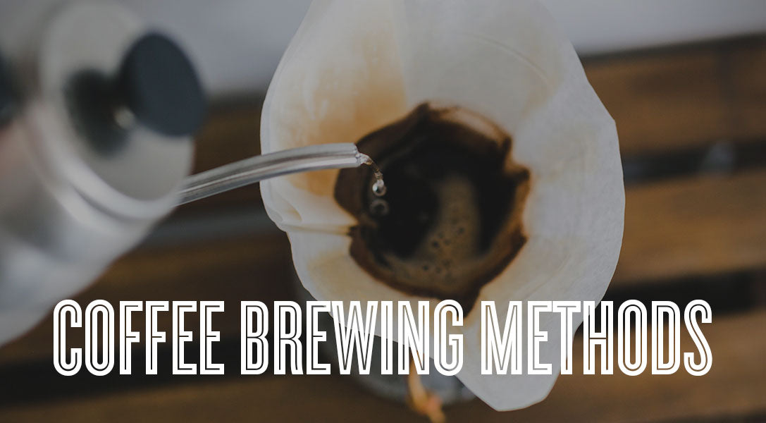 Boyer's Coffee Brewing Methods Guide