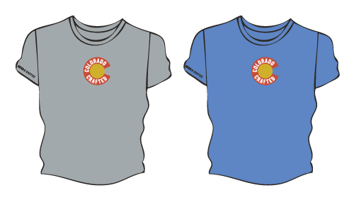 Colorado Crafted T-Shirts