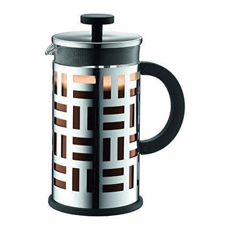 Bodum Eileen French Press - 8 Cup - Chrome - Home Brewers