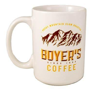 Boyers Coffee Ceramic Mug - Accessories