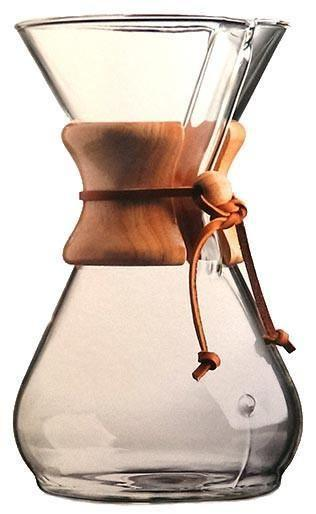Chemex Coffee Maker - 8 Cup - Cm-8A - Home Brewers