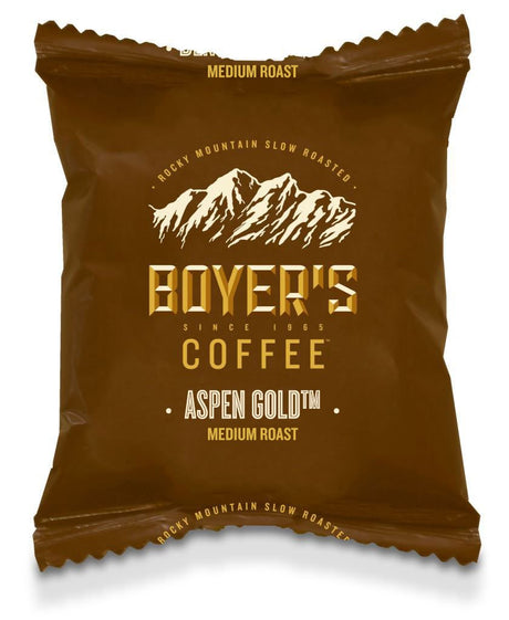 Aspen Gold Coffee Packets