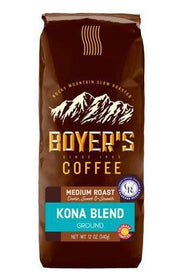 Kona Blend Coffee - 12 Oz / Medium Grind