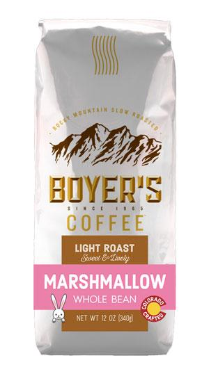 Marshmallow Coffee