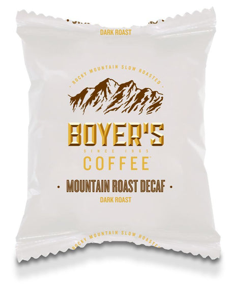Mountain Roast Decaf Coffee Packets - Office