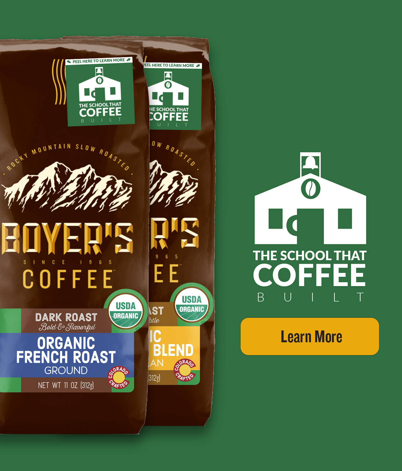 20% Off Flavored Coffees
