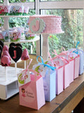 Princess and Knight birthday party - The Paper Owl