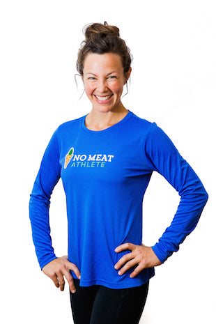 Women's Long Sleeve Moisture-Wick Shirt