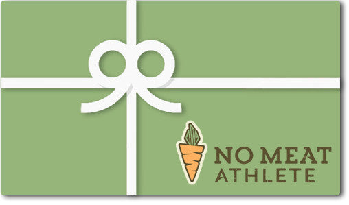 No Meat Athlete Store Gift Card