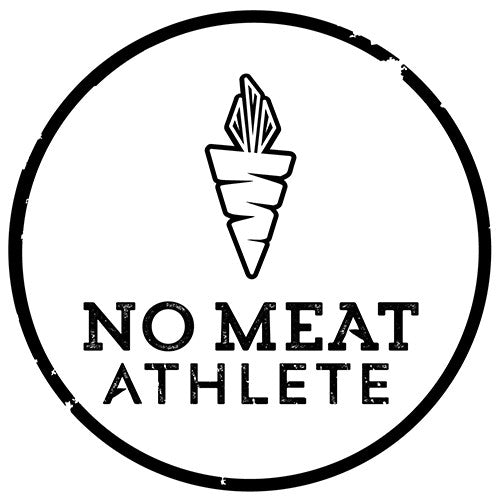 No Meat Athlete Sticker