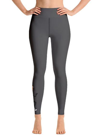 Women's Single Throwback-Carrot Yoga Pant