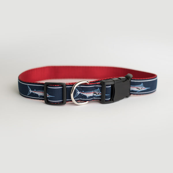 Monomoy Marlin Dog Collar