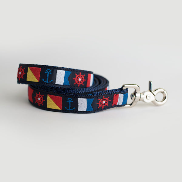 Nobska Nautical Leash