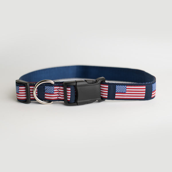 Patriotic Pride Dog Collar