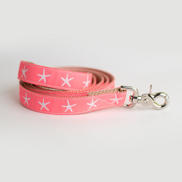 Sandy Neck Starfish Leash