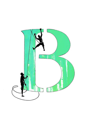 B for Belay