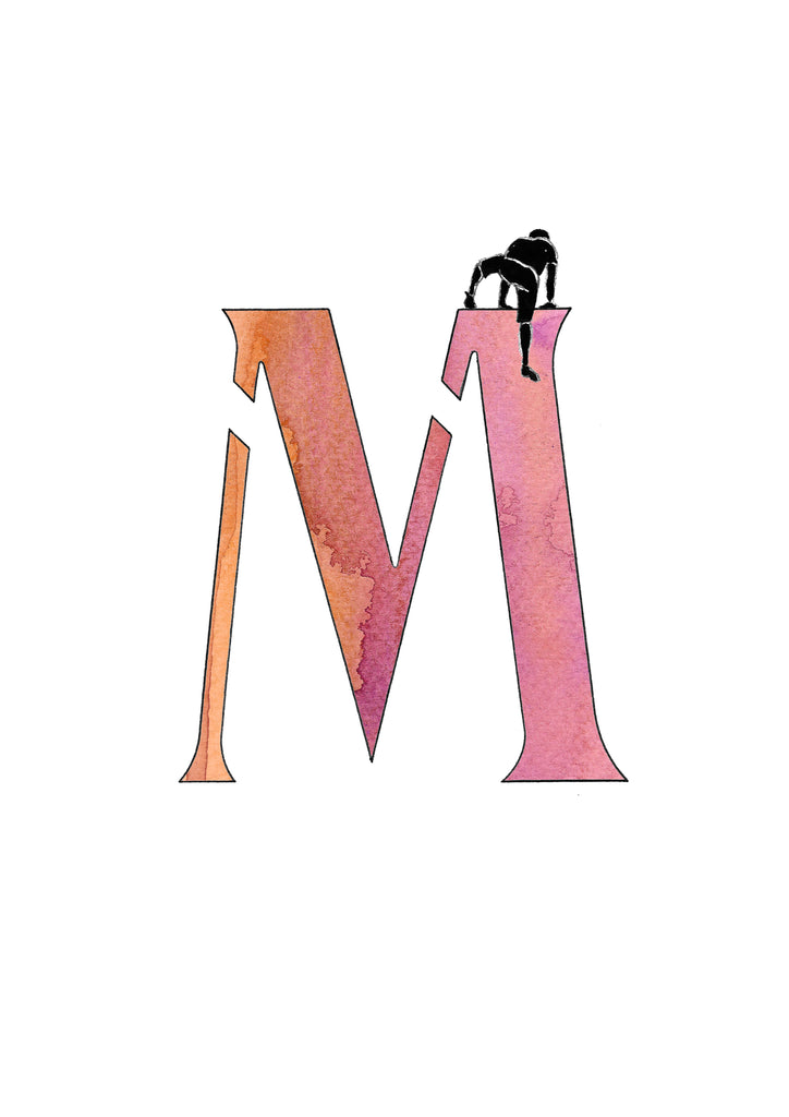 M for Mantle