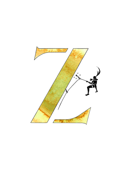 Z for Zipper