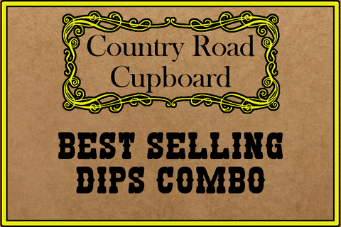 Four pack best selling dips combo