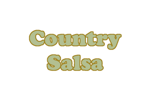 Country Salsa Mix - country road cupboard