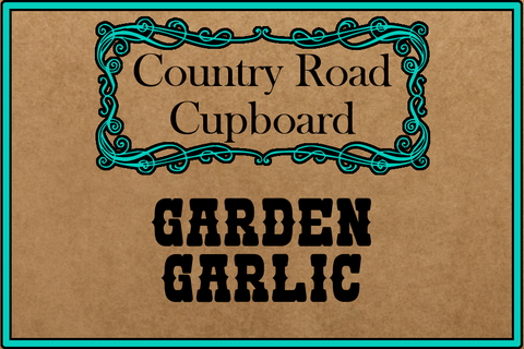 Garden Garlic Dip Mix