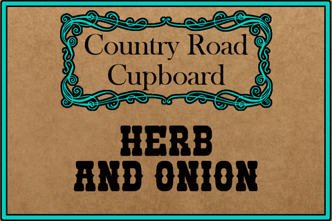 Herb & Onion Dip Mix