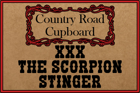 The Scorpion Stinger Dip Mix