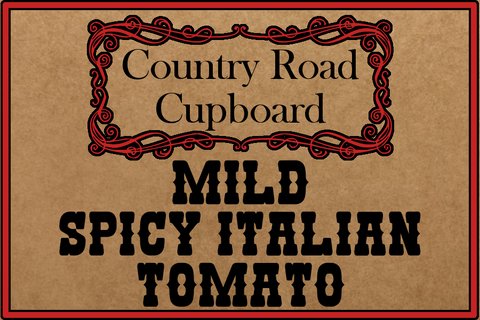Spicy Italian Tomato Dip Mix