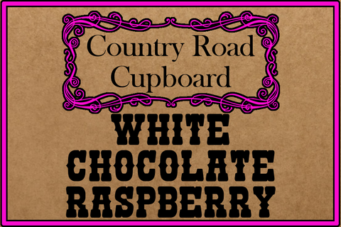 White Chocolate Raspberry Dessert Dip Mix