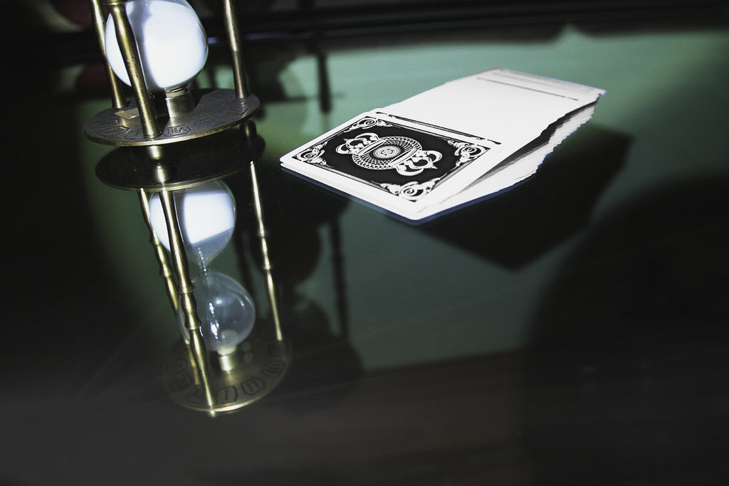 Black Crown Playing Cards