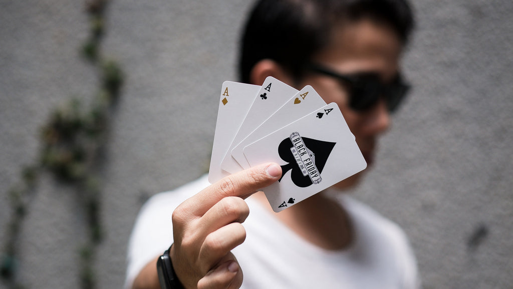 Black Friday Playing Cards