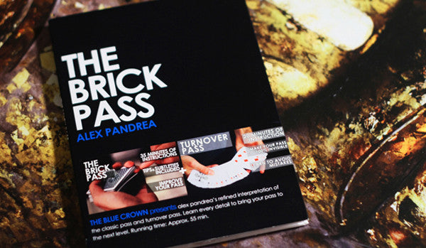 The Brick Pass DVD