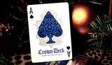 The Crown Deck : Blue Luxury Edition